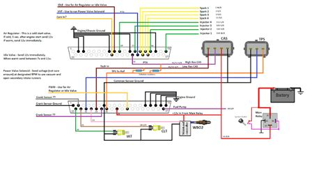 M Pac Wiring Diagram by Megasquirt Support Forum Msextra Help Thread For My