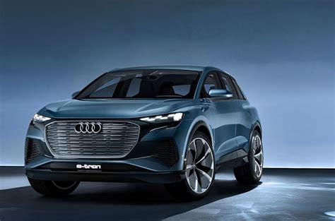 Audi Reveals Q4 E-tron Electric Suv Ahead Of 2020 On Sale