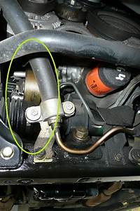 2003 Nissan Xterra Fuel System