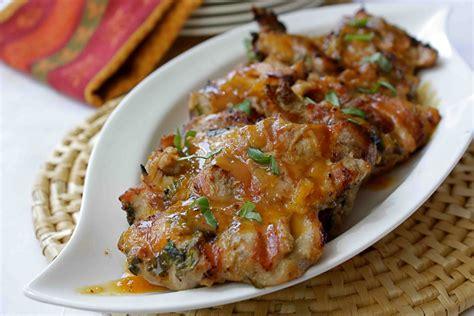 tamarin cuisine grilled chicken thighs with tamarind orange glaze recipe