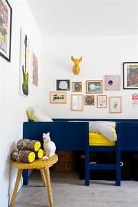 Un Lit Cabane Dans Une Chambre D39 Enfant Blueberry Home