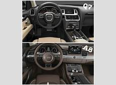 2016 Audi Q7 Interior Revealed in Latest Spyshots New MMI