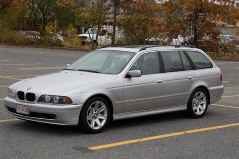 2002 Bmw 525i For Sale by Wagon Week 2002 Bmw 525i Touring German Cars For Sale