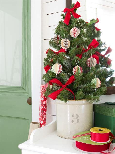 card stock christmas ornaments hgtv