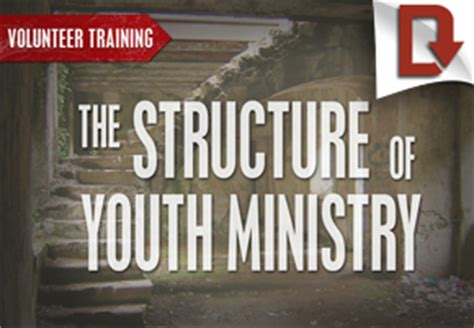 structure  youth ministry leadertreks youth ministry