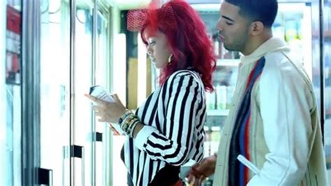 News  'what's My Name?' Gets Drake Closer To Rihanna