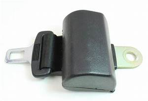 Rear Seat Belt Lap 85-92 Vw Jetta Golf Mk2