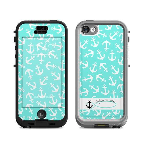 iphone 5c cases lifeproof lifeproof iphone 5c nuud skin refuse to sink by