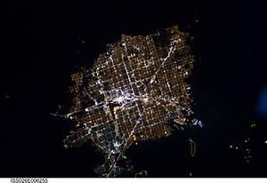 Las Vegas, Nevada at Night (NASA, International Space ...