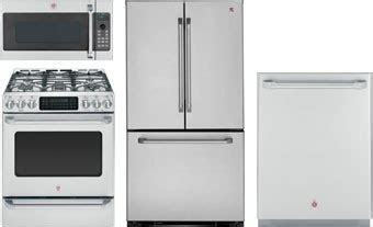 JennAir vs GE Cafe Stainless Kitchen Packages (Reviews