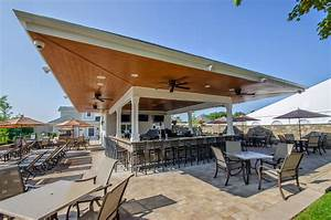 Outdoor, Bar, And, Grill