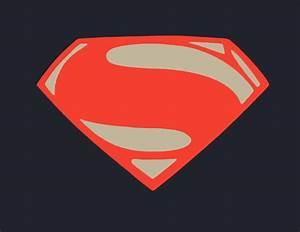 Man of Steel Logo by MoonIllustrator on DeviantArt