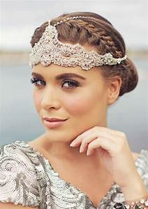 Wedding Hairstyles With Headpiece Elle Hairstyles