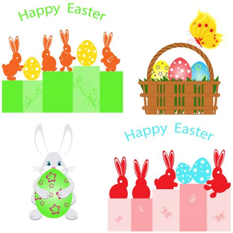 The most common empty easter basket material is fabric. Best Cartoon Of A Empty Easter Basket Illustrations ...