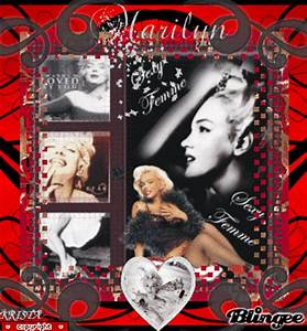 Marilyn Monroe Collage Picture #89070162 | Blingee.com