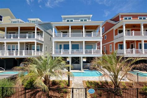 Myrtle Rental Houses by Oceanfront Vacation Rentals Homes And Condos