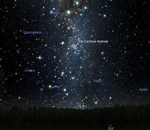 The Eta Carinae Nebula – Cosmic Pursuits