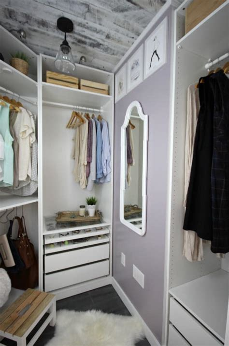 creating closet space in small bedroom dream closet makeover reveal love create celebrate 20430 | Dream Closet finished