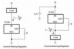 constant current source With constant current power amplifier
