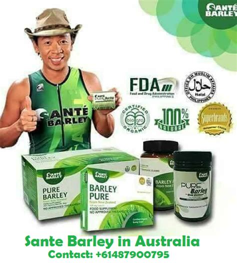 Try this free, quick and easy lamb & barley broth recipe from countdown.co.nz. Sante Barley in Australia | Best Organic Santé Barley-New ...
