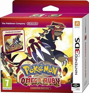 Jaquettes Rubis Omega Saphir Alpha de Pokemon Rubis Omega ...