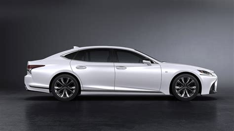 2018 Lexus LS 500 Wallpapers & HD Images - WSupercars