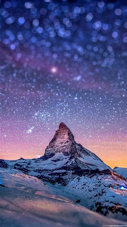 1080p Wallpapers Android Iphone Landscape Matterhorn Fantasy