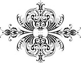 wedding ornaments free vintage clip images free calligraphic ornaments