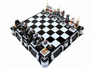 Lego Star Wars Chess Sets - AiXeLsyD13