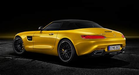 Mercedes Amg Gt 2019 by Official 2019 Mercedes Amg Gt S Roadster