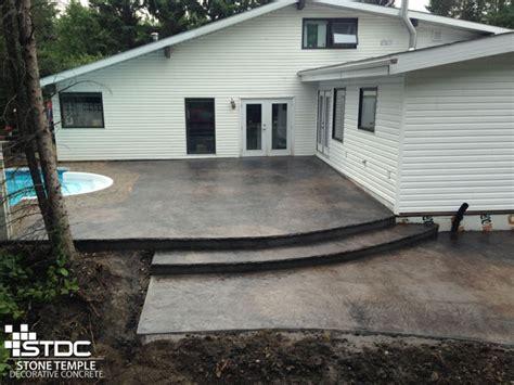 concrete patio contractor concrete patios milwaukee by