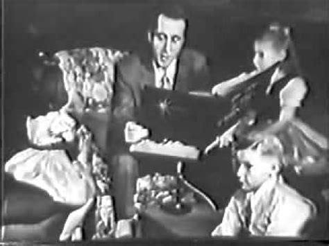 perry como christmas eve the perry como show christmas eve 1952 flv youtube