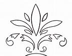 Damask Stencil Printable Free | Free Printable