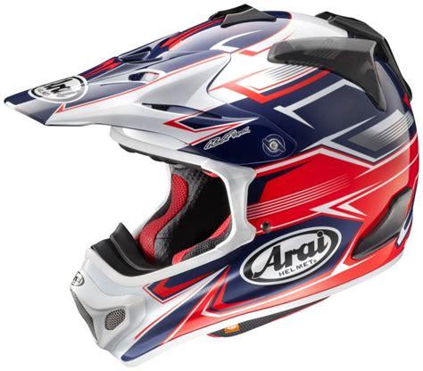 arai motocross arai helmet mx v sly red motocross equipment motocross