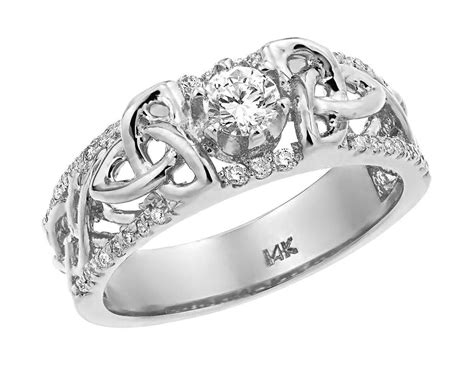photo  celtic engagement rings canada
