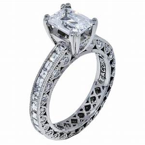 exchanging your vows with tacori wedding rings With tacori wedding ring
