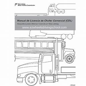 Motor Vehicle Nj Cdl Test