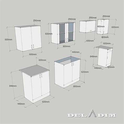 meuble cuisine kit meubles de cuisine en kit