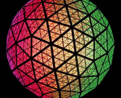 Ball Eve Years Square Times Countdown Adam