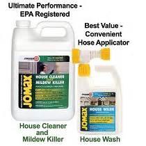 zinsser jomax house cleaner