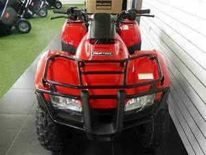 2018 Honda Trx250tm Manual Atv - Jbfd5041913