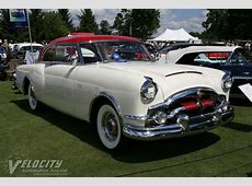 1953 Packard Balboa information