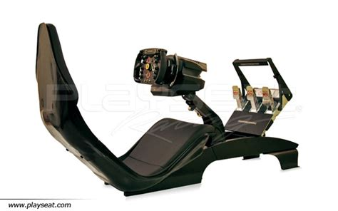 siege volant ps4 thrustmaster f1 wheel add on for pc and ps3 playseat