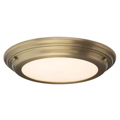 Bathroom Flush Mount Light by Elstead Lighting Elstead Lighting Welland Flush Mount