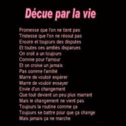 La Vie Poeme by Textes A Faire Reflechir Bonne Lecture