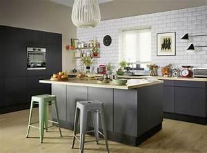 Cuisiniste Plan De Campagne : cuisine ouverte 15 mod les de cuisiniste c t maison ~ Melissatoandfro.com Idées de Décoration
