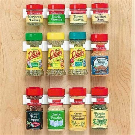 Cheap Spice Racks by 50 Brilliant Easy Cheap Storage Ideas Lots Of Tips And