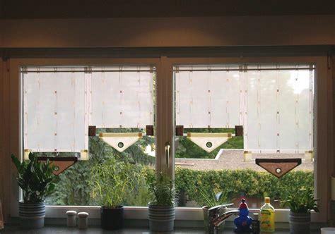 Scheibengardinen Für Große Fenster by 2 Scheibengardinen Mit 214 Se Viele Farben Nach Ma 223 Ebay