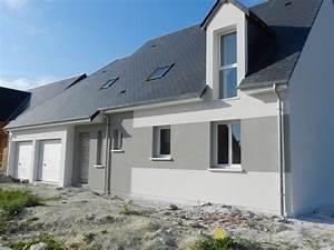 facade maison grise et blanche 2 20 id233es denduits With maison grise et blanche 16 page introuvable