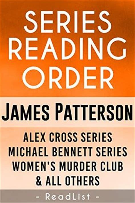 unofficial series list james patterson  order alex